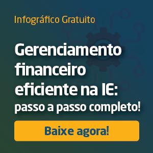 Infográfico: Gerenciamento Financeiro Educacional