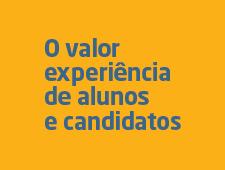 Otimizando a experiência de alunos e candidatos